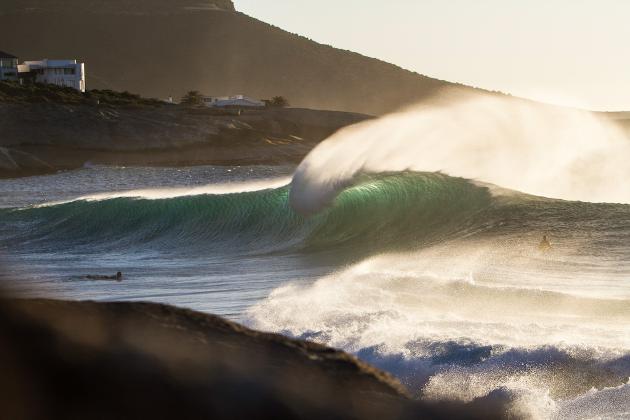 Surf holidays South Africa Simon Heale photo